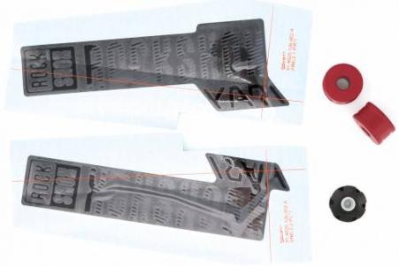 """Rockshox Yari RC Dual Air 27.5"""" Boost Tapered 160m"""