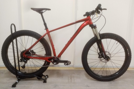 Specialized FUSE COMP 6FATTIE  CNDYRED/BLK