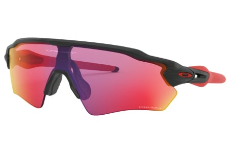 Oakley Radar Ev Xs Path Matte Black W/prizm Road (youth Fit)