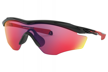 Oakley M2 Frame Xl Polished Black W/ Prizmroad