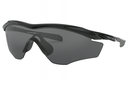 Oakley M2 Frame Xl Polished Black W/grey