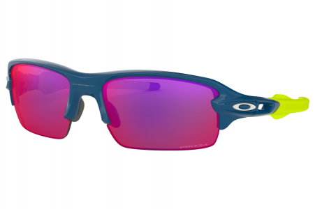 Oakley Flak Xs Poseidon W/ Prizm Road (youth Fit)