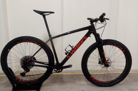 Specialized EPIC HT MEN S-Works CARBON SRAM 29