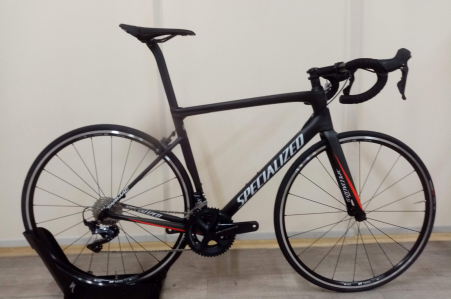 Specialized TARMAC MEN SL6 COMP CARB/CHAR/RKTRED