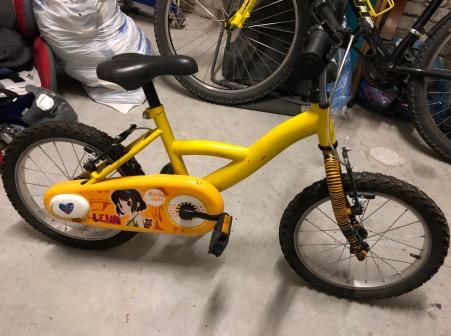 - Andere - geen 2010 - kid's bike 4-6years