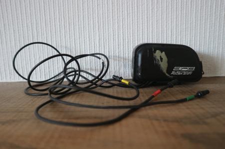 Set (voorderailleur, achterderailleur, batterij)