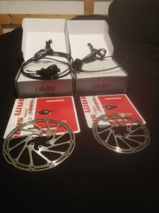 SRAM Level TL hydraulic disc brakes Brakes and brake parts