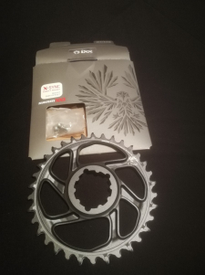 Chainring SRAM XX1 SL, X-SYNC 2  34Z Direct Mount 6mm Offset Eagle ( New)