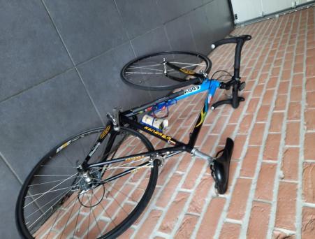 Eddy Mercks carbon Vélos de route 2010