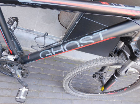 Ghost se 2000 two special edition 2013