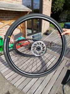 Stevens Bike vapor 2019