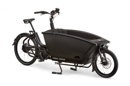 Urban Arrow Family Perf. CX 2020 + Raincover