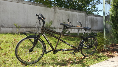 Santos Double Travel Tandem 1 Rohloff