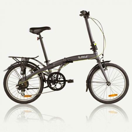 Vélo pliant / pliable Bfold 7 comme neuf! Full aluminium