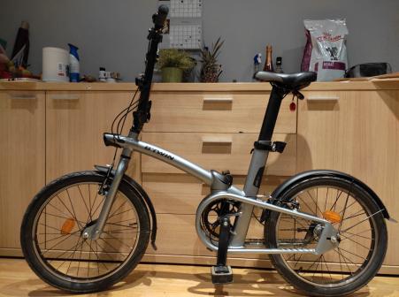 Neuf ! Vélo pliant/ pliable tilt 5. Vouwfiets