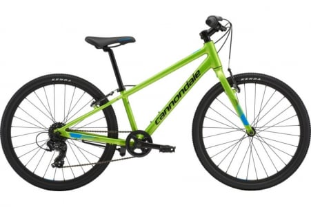 Cannondale Kids Quick Grn 24