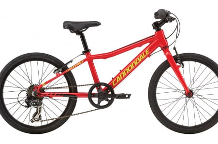 Cannondale Kids Street Red Os 20 M