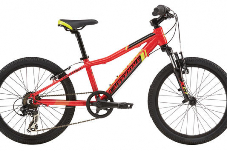 Cannondale Kids Trail Red 20 M