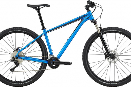 Cannondale Trail 5 Lg Blue M