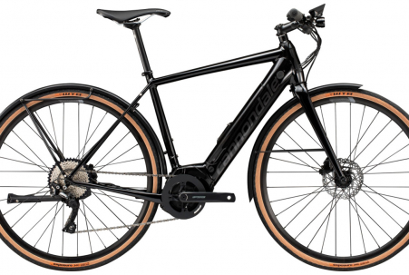 Cannondale Quick Neo Eq Graphite Lg 700 M
