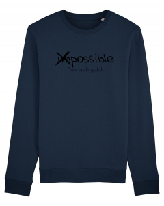 Pipa cycling club Impossible  Possible  sweater men