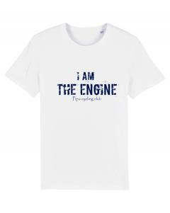 Pipa cycling club I am the engine  t-shirt men
