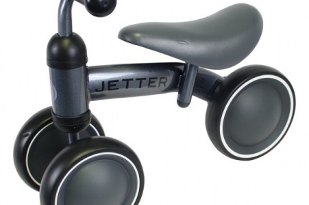 Jetter Balance Bike Grijs