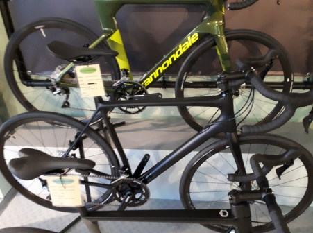 Cannondale Synapse Disc Ultegra 2020