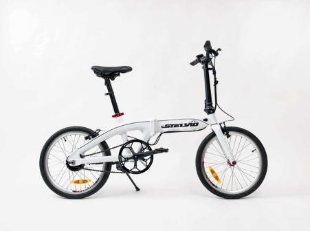 Vélo électrique pliable 10.2 Ah - Minismart-W