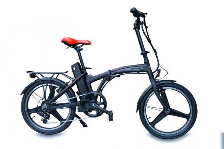 Vélo électrique pliable 36V 10Ah 40-60km