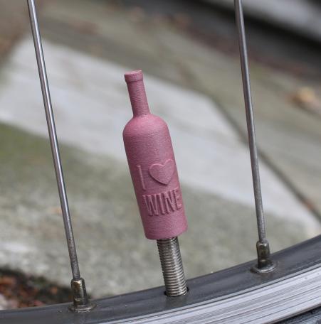 Zygote wijnfles ventieldopjes - set van 2