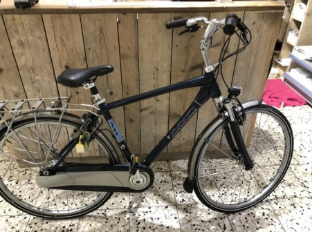 Wanted, gezocht: Multicycle Ambition