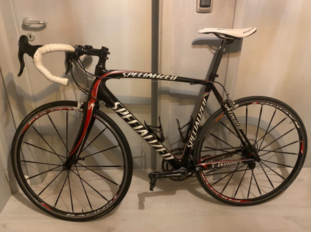 Specialized SWORKS SL2 tarmac 2009