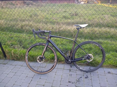 Specialized diverge gravelbike