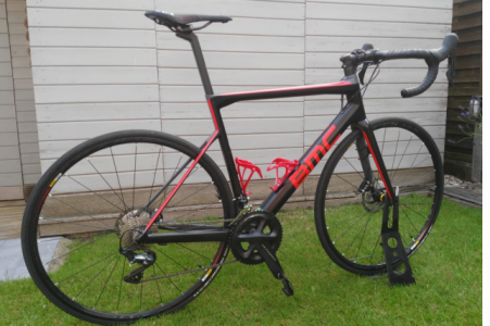 BMC Team Machine SLR 02 Disc