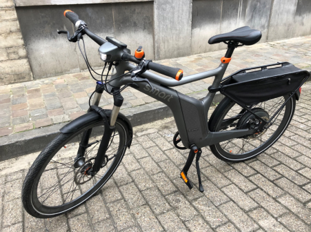 Smart E-Bike 2015