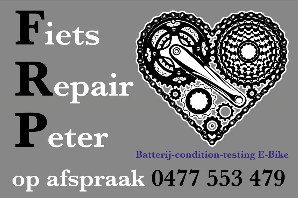 Logo FietsRepairPeter