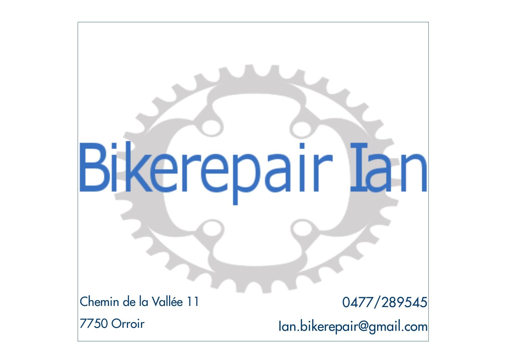 Bikerepair-Ian