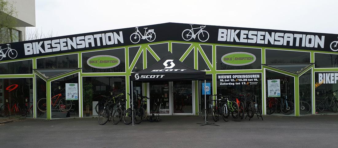 Cover Bikesensation