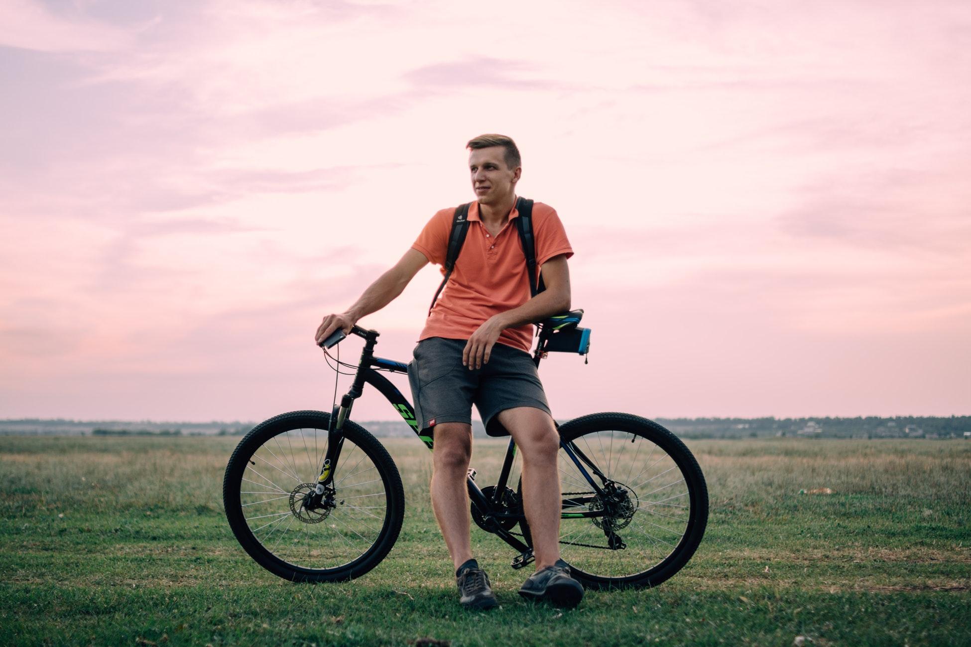 Un problème sur le chemin du travail ? L'assurance vélo vous couvre.