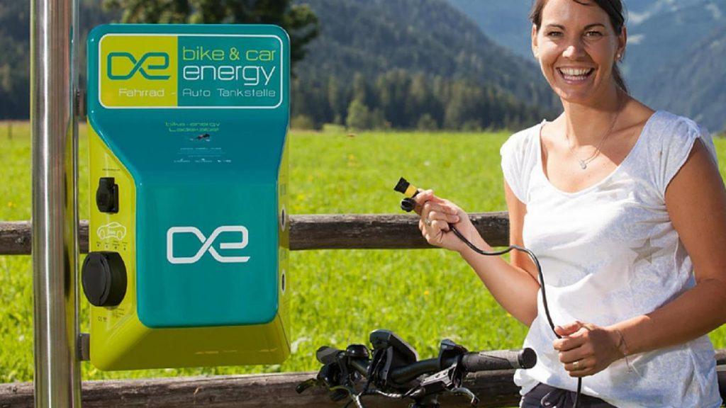 Des bornes de recharge pour vélos électriques à Uccle !