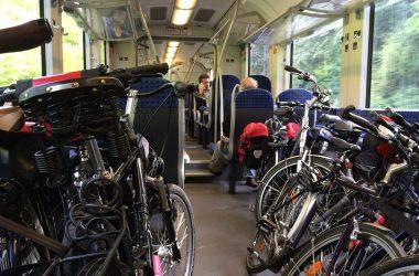 vélo train sncb