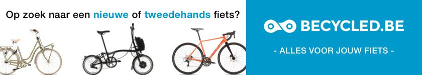 Becycled.be - Alles voor jouw fiets