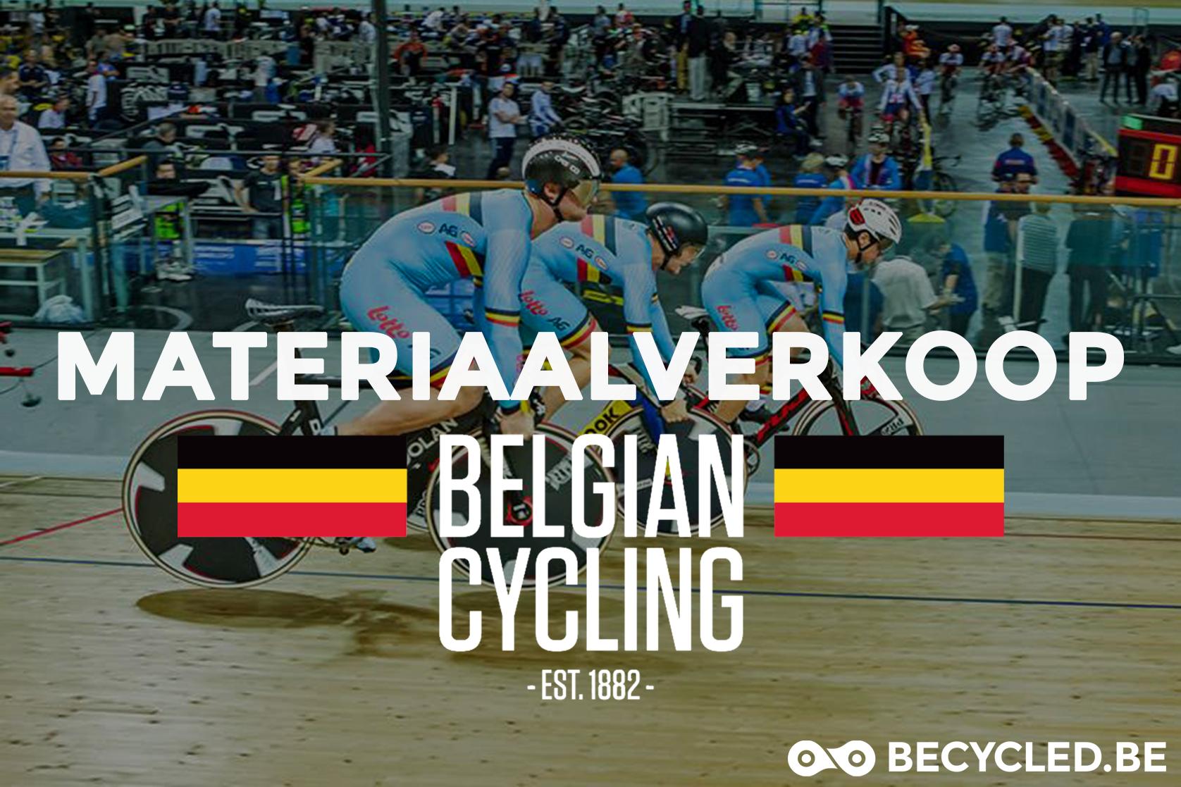 Materiaalverkoop_Belgian Cycling_tweedehands fietsbeurs_1601