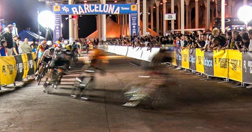 Red hook crit Barcelona becycled kasseivreters