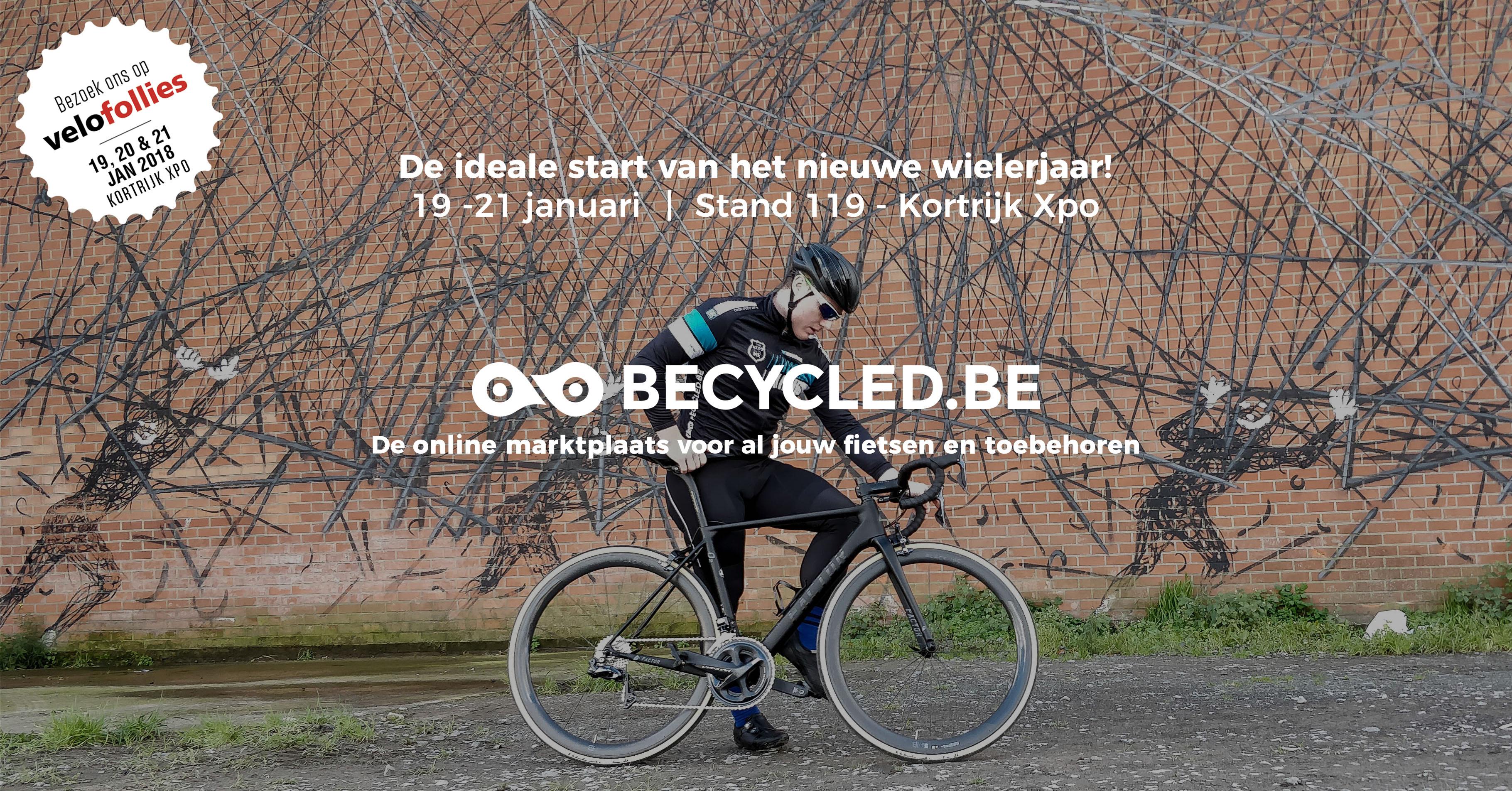Bezoek Becycled op Velofollies 2018