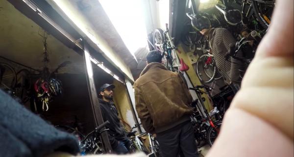 Vanmoof Bike Hunters fiets diefstal