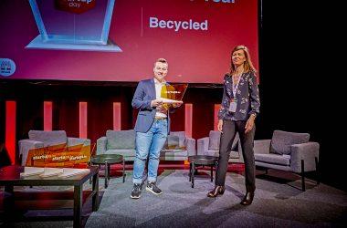 Student Startup van het jaar - Becycled - TSDA 2018