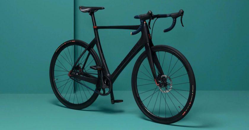 Cupra Fabike race fiets