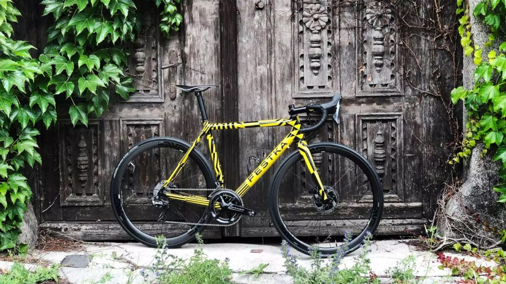Festka Spectre Tour de France limited edition